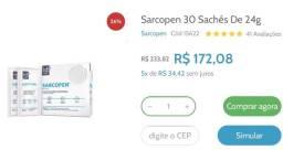 Sarcopen 30 sachês