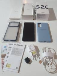 Samsung S20 Cloud Navy (novo)