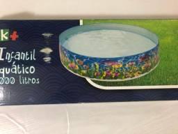 Piscina infantil   Mundo aquático 1000l marca: BRiNK+