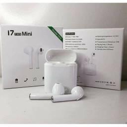 Fone De Ouvido Bluetooth I7