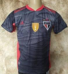 Promoção 02 camisas de time (p ao GG) entrega gratuita para toda João pessoa