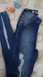 Vendo calça usada