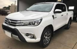 Título do anúncio:  Toyota Hilux 2.8 16V SRX 4X4 Diesel Cabine Dupla Automático