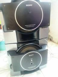 caixa de som som Sony