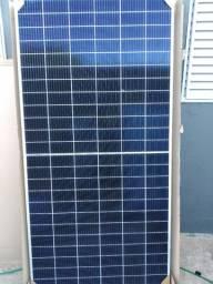 Painel Solar 410W Policristalino Canadian