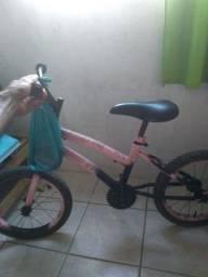 Título do anúncio: Bicicleta de menina