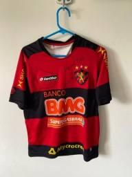 Título do anúncio: Camisa Sport Recife 2011 Lotto