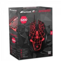Título do anúncio:  Mouse Gamer Fortrek Spider 2 Usb  6 Botões 3200Dpi OM705