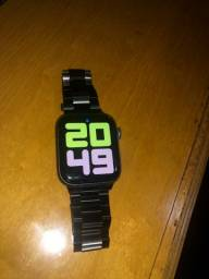 Apple Watch Series 4 Cinza 44mm (so 1 ano de uso) +2pulseiras
