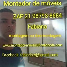 Montador (Serviço Aparti de 100,00 reais)