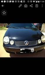 Vw - Volkswagen Poloo sedã comfortiline - 2003
