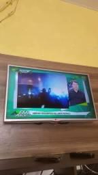 Tv 32 lg branquinha não é smart