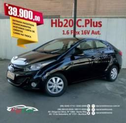 Hyundai/ Hb20 C.Style/C.Plus 1.6 Flex 16V Aut. - 2013