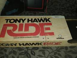 Jogo tony hawk ride wii