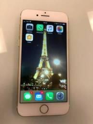 IPhone 7, 32gb Dourado Semi novo Urgente