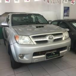 Toyota Hilux SRV 4x4 3.0 (cab. dupla) 2007 - 2007