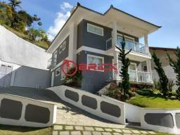 Linda casa duplex com 4 quartos sendo 3 suítes, teresópolis/rj. aceita permuta por imóvel
