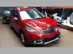Sucata Peugeot 2008 2017 1.6 122cv Flex - 2017