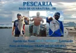 Pescaria Garantida - Guaratuba Paraná