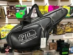 Bag para Sax alto Luxo, capa acolchoada mochila