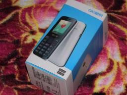 Alcatel Dual Sim fm o melhor celular simples lacrado na caixa entregamos em Poa-rs