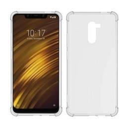 Capa Transparente Air Anti Impacto Todos Celulares Xiaomi Antichoque TPU Silicone