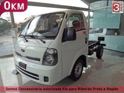 Bongo K-2500 2.5 4x2 TB Diesel zero Km - 2019 comprar usado  Ribeirão Preto