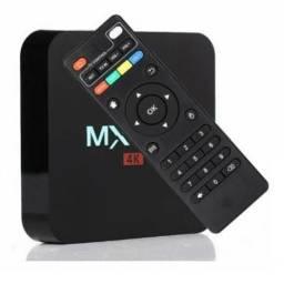 Android tv Box novo