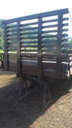 Carroceria madeira 6,2mts