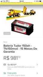 Bateria Caminhão