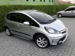 Honda fit twist 2013 automático zero !! - 2013