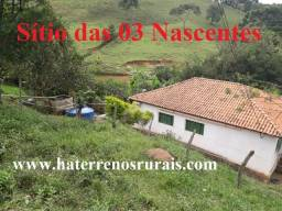 Sítio Das 03 Nascentes 40 Hectares - Sítio Águas Verdes 83 hectares