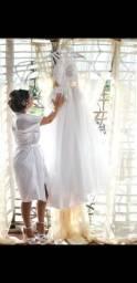 Vestido de noiva , marca : Joanajulião, usado comprar usado  Recife