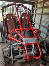 Gaiola buggy cross comprar usado  Campos do Jordão