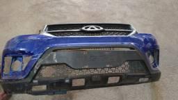 R$ 1.900 Pará-choques completo Tiggo 2, Hb20, New QQ,Vectra GT - Inf. Descrição!