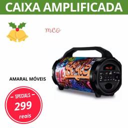 caixa de som MCO