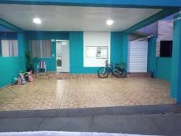 Casa 3/4 Bairro Novo - Garagem - Edícula c/ Churrasqueira e Planejados!!!