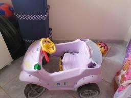 Carrinho de bebê 120,00