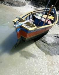 Vendo ou troco um barco