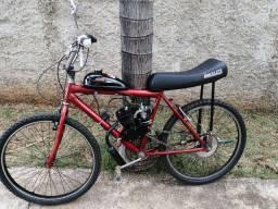 Bike bicicleta motorizada mobilete