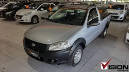 1. Fiat Strada Working 1.4 Flex 2013 - Oferta!!!