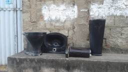 Doação de kit banheiro