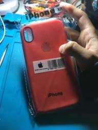 Capa iphone (canela )