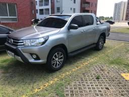 Toyota Hilux 2.7 Sr 4x2 - 2018 Flex