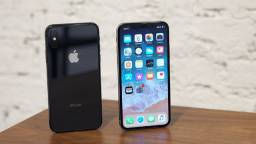 IPhone X 64GB Space Gray - Garantia 03/2021