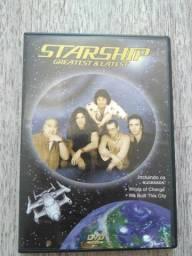 DVD Starship - Greatest & Latest - Original