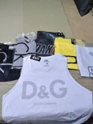 Promoção de camisas e camisetas $ 40