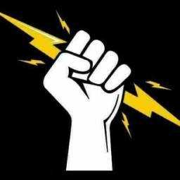 Eletricista 24 horas urgências e Emergências ligou chegou