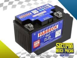 Bateria Fabreck FA8E Cb 500 / CBR600RR Fy Shandow