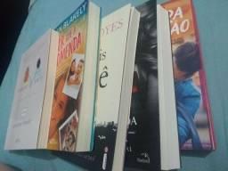 Vendo Livros novos, comprei a poucos dias